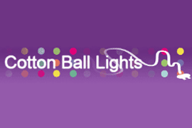 Cotton Ball Lights Promo Codes