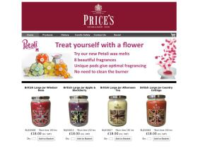Prices Candles Promo Codes